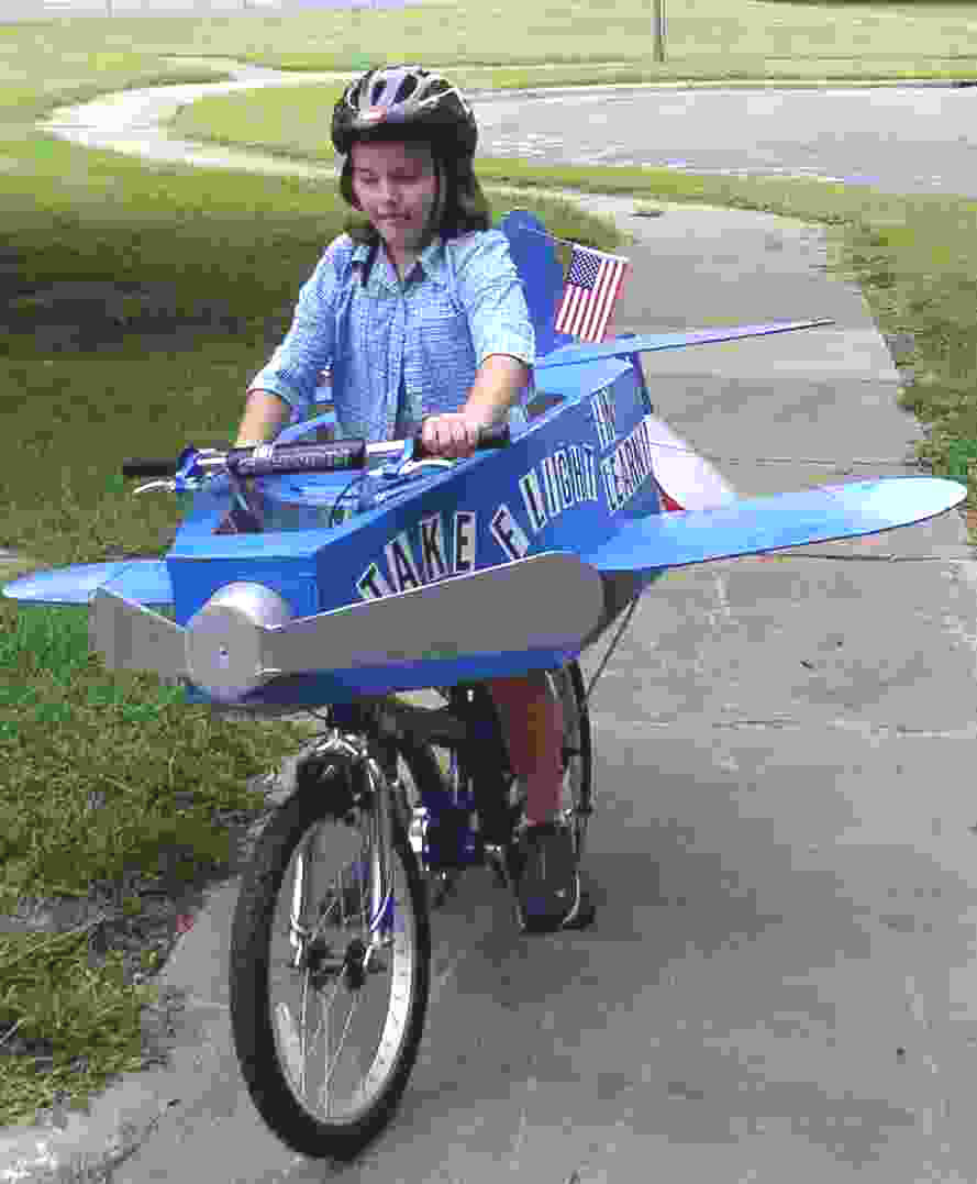 Bicycle Parade 171 South Lakeland Action On Climate Change